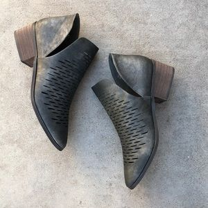 Corkys Trench Slip-On Boots NWB